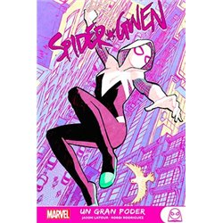 MARVEL YOUNG ADULTS. SPIDER-GWEN 01 UN GRAN PODER