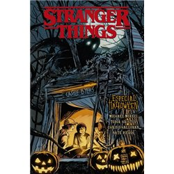 STRANGER THINGS:ESPECIAL HALLOWEEN