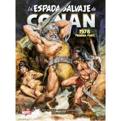 LA ESPADA SALVAJE DE CONAN 04. LA ETAPA MARVEL ORIGINAL (LIMITED EDITION)