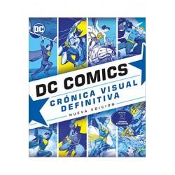 DC COMICS. CRONICA VISUAL DEFINITIVA (NUEVA EDICION)