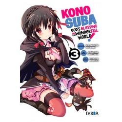 KONOSUBA 03