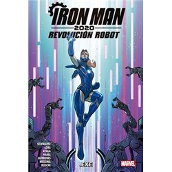 IRON MAN 2020: REVOLUCION ROBOT .EXE