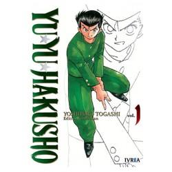 YU YU HAKUSHO EDICION KANZENBAN 01