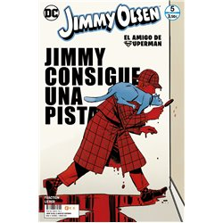 JIMMY OLSEN, EL AMIGO DE SUPERMAN NÚM. 5 DE 6