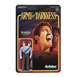 Army of Darkness Figura ReAction Two-Headed Ash 10 cm
