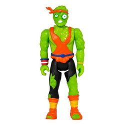 Toxic Crusaders Figura ReAction Wave 1 Toxie 10 cm