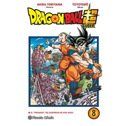 Dragon Ball Super nº 08