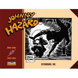 JOHNNY HAZARD 1963-1964