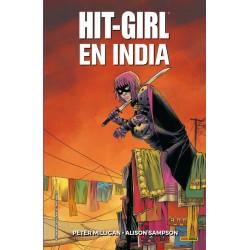 HIT GIRL 06. EN LA INDIA (COMIC)