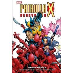 PATRULLA-X: RENOVACIÓN 03. GUERRA PSÍQUICA