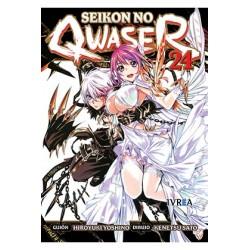 SEIKON NO QWASER 24 (COMIC) (ÚLTIMO NUMERO)