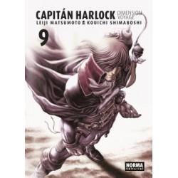 CAPITÁN HARLOCK DIMENSION VOYAGE 09
