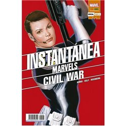 INSTANTANEA MARVEL 07: CIVIL WAR