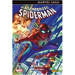 EL ASOMBROSO SPIDERMAN 51. MUNDIAL (MARVEL SAGA 115)