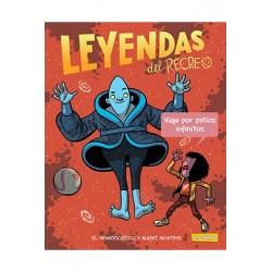 LEYENDAS DEL RECREO 03. VIAJE POR PATIOS INFINITOS