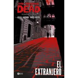 THE WALKING DEAD (LOS MUERTOS VIVIENTES): EL EXTRANJERO