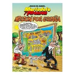 MAGOS DEL HUMOR 209: ¡MISION ESPAÑA! (MORTADELO Y FILEMON)