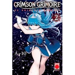 CRIMSON GRIMOIRE: EL GRIMORIO CARMESI 02