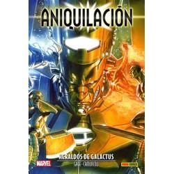 ANIQUILACION SAGA 05. ANIQUILACION: HERALDOS DE GALACTUS