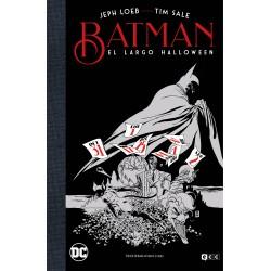 BATMAN: EL LARGO HALLOWEEN - EDICIÓN DELUXE LIMITADA EN BLANCO Y NEGRO