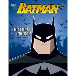 BATMAN: LA HISTORIA DE SU ORIGEN