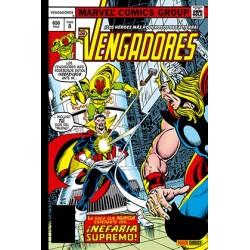 LOS VENGADORES 08. NEFARIA SUPREMO (MARVEL GOLD)