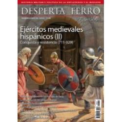 Desperta Ferro Especiales nº26: Ejércitos medievales hispánicos (II). Conquista y resistencia (711-929)