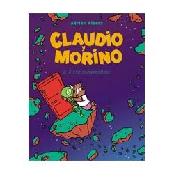 CLAUDIO Y MORINO 02. ¡FELIZ CUMPLEAÑOS!