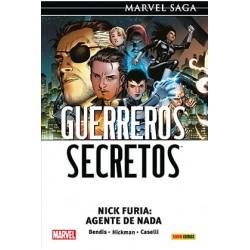 GUERREROS SECRETOS 01. NICK FURIA AGENTE DE NADA (MARVEL SAGA 118)