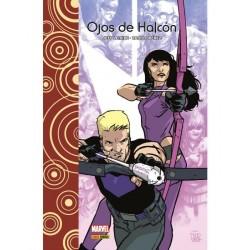 OJOS DE HALCON DE JEFF LEMIRE Y RAMON PEREZ (INTEGRAL)