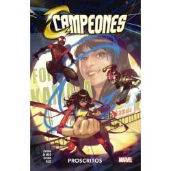 CAMPEONES 03. PROSCRITOS