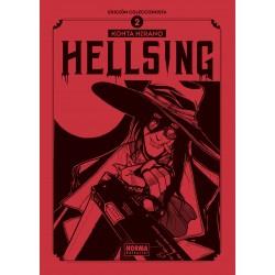 HELLSING 02. EDICIÓN COLECCIONISTA