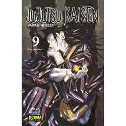 JUJUTSU KAISEN 09
