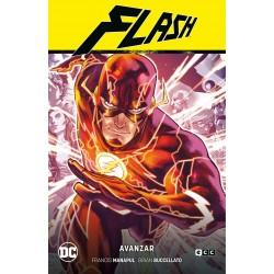FLASH VOL. 01: AVANZAR (FLASH SAGA - NUEVO UNIVERSO DC PARTE 1)