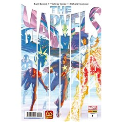THE MARVELS 01