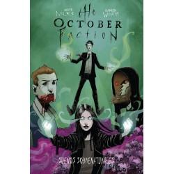 THE OCTOBER FACTION 05. SUEÑOS SOBRENATURALES