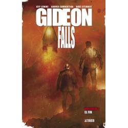 GIDEON FALLS 06. EL FIN