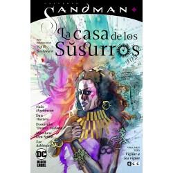 UNIVERSO SANDMAN - LA CASA DE LOS SUSURROS VOL. 03: VIGILAR A LOS VIGÍAS