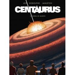 CENTAURUS NÚM. 05: TIERRA DE MUERTE