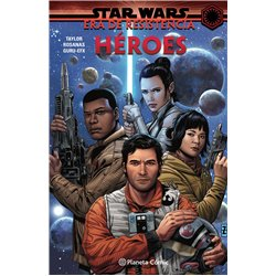 Star Wars Era de la Resistencia: Héroes (tomo)