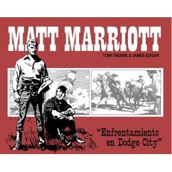 MATT MARRIOTT. ENFRENTAMIENTO EN DODGE CITY