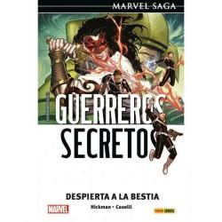 GUERREROS SECRETOS 03. DESPIERTA A LA BESTIA (MARVEL SAGA 122)