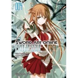 Sword Art Online Progressive nº 04/07