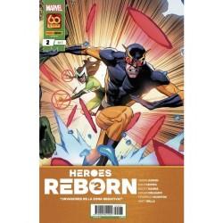 HEROES REBORN 02 DE 05
