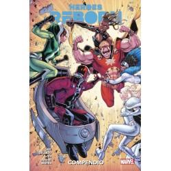 HEROES REBORN: COMPENDIO 01