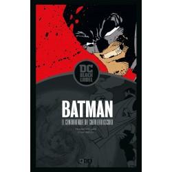 BATMAN: EL CONTRAATAQUE DEL CABALLERO OSCURO (BIBLIOTECA DC BLACK LABEL)