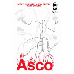 EL ASCO (BIBLIOTECA GRANT MORRISON)