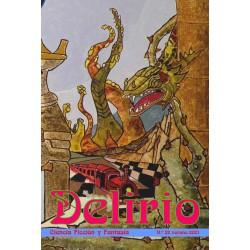 Delirio 32. Ciencia Ficción y Fantasía