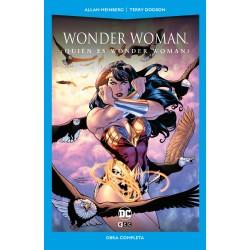WONDER WOMAN: ¿QUIÉN ES WONDER WOMAN? (DC POCKET)