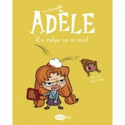 La terrible Adèle Vol.3 ¡La culpa no es mía!